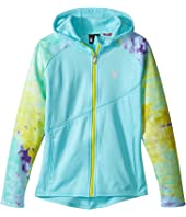 Spyder Kids - Crush Hoody Fleece Jacket (Little Kids/Big Kids)