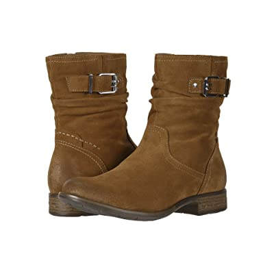 Earth Beaufort (Cognac Suede) Women