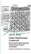 Come funzionano i romanzi: Breve storia delle tecniche narrative per lettori e scrittori (Italian Edition)