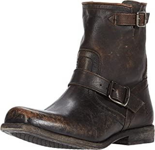Frye Smith Engineer Black 11