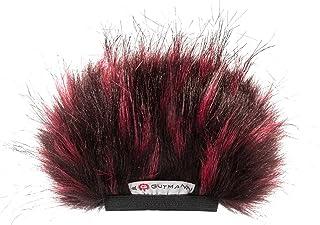 Gutmann Fur Microphone Windshield Windscreen for Marantz PMD 620 / PMD 620 MKII Special Model Phoenix (Limited Edition)