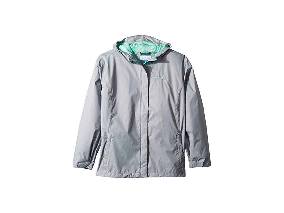 Columbia Kids Arcadiatm Jacket (Little Kids/Big Kids) (Astral/Pixie) Girl