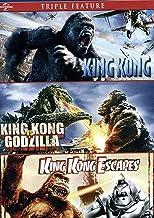 King Kong, King Kong vs Godzilla, King Kong Escapes