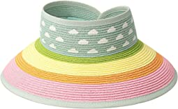 Striped Roll Up w/ Painted Pattern (Little Kids/Big Kids)