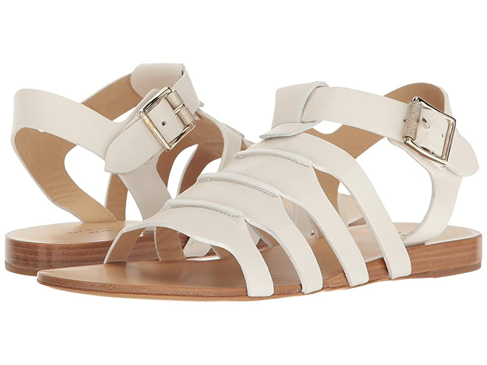 rag & bone Karli (White Leather) Women