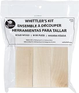 Walnut Hollow Basswood Whittler's Kit 3pc-