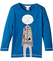 Little Marc Jacobs - Essential Long Sleeve T-Shirt (Toddler/Little Kids)