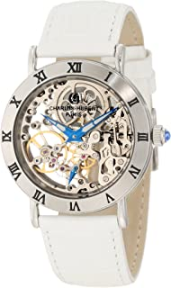 Charles-Hubert, Paris Women's 6790-W Premium Collection Stainless Steel Mechanical Watch