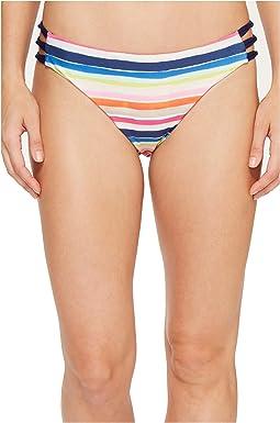 Watercolor Knot Side Bikini Bottom