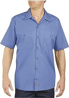 LS307 Dickies Industriel Shirt /à manches courtes de travail en coton