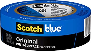 ScotchBlue Painter's Tape, Multi-Use, 1.41-Inch by 60-Yard, 1 Roll