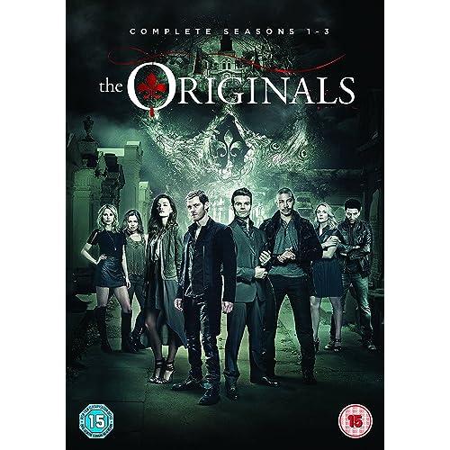 The Originals - Season 1-3 [2016]