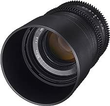 Rokinon 50mm T/1.3 High Speed Cine Lens (for Video Fujifilm X Cameras)
