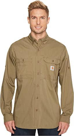 Carhartt - Force Ridgefield Solid Long Sleeve Shirt