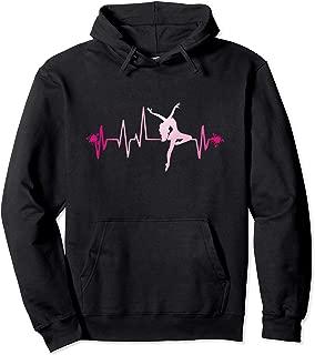 Dance Girl Heat Beat Sweatshirt Dancing Dancer Ballet Gift