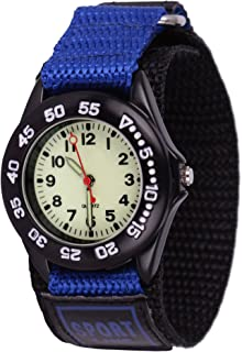Boys Analog Watch with Bezel Boys Watches Waterproof Hook...