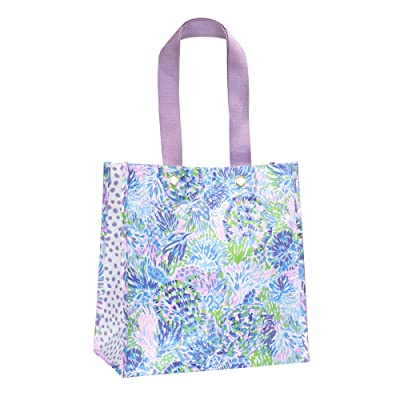 Lilly Pulitzer Market Shopper (Shell of a Party) Tote Handbags