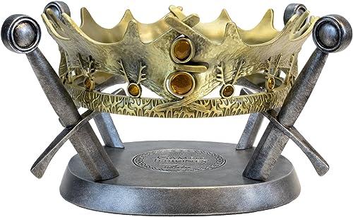 80% de descuento Factory Entertainment Juego de Tronos Tronos Tronos EL Royal edición Limitada de la Corona de Rey Robert Baratheon Prop Replica  entrega rápida