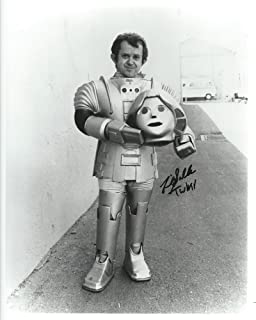 Twiki the Robot Felix Sila Signed Autographed Buck Rogers in the 25th Century 8x10 Photo