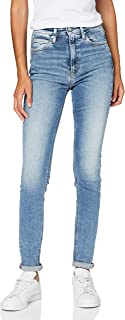 Calvin Klein Women's CKJ 010 HIGH RISE SKINNY Denim Pants