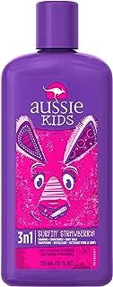 Aussie Kids Surfin' Strawberry 3in1 Shampoo & Conditioner 12 fl oz