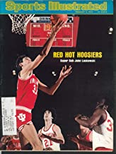 Sports Illustrated Magazine - John Laskowski - Red Hot Hoosiers [February 3, 1975]
