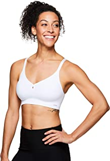 RBX Active Women's Seamless Low Impact Workout Sports Bra