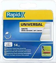 Rapid lijmsticks wit. 125 g, 13 Stuk wit