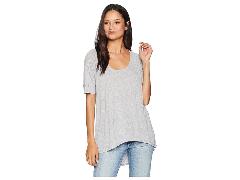 LAmade Tibi Tee (Heather Grey) Women's T Shirt