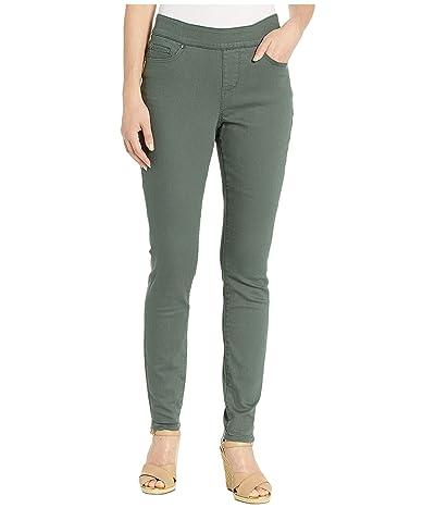 Jag Jeans Maya Skinny Pull-On Jeans in Elite Colored Denim (Juniper) Women