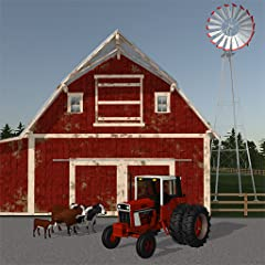 Plow, plant, and harvest Raise dairy and beef cows and hogs Hire workers Log woods for money at the sawmill Cross-Platform Multiplayer Seasons with mud and snow