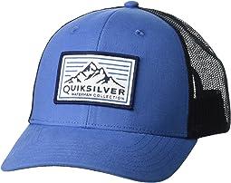 Quiksilver Waterman Bilge Hopper Trucker Hat