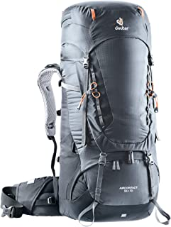 Deuter Aircontact 55 + 10 Backpacking Pack
