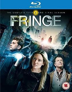 Fringe - Season 5 UV Copy  2013  Region Free
