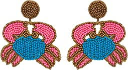 Gold/Pink/Turquoise