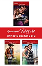 Harlequin Desire May 2019 - Box Set 2 of 2: An Anthology