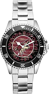 Gift for Arizona Coyotes NHL Ice Hockey Fan Article Watch 4500