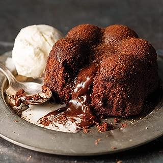 Omaha Steaks 4 (4.2 oz.) Chocolate Molten Lava Cakes
