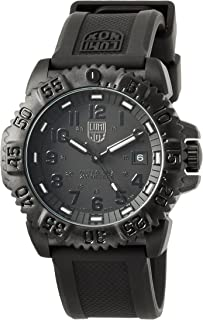 luminox evo blackout watch