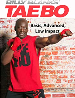 Billy Blanks Tae Bo:  Basic, Advanced, Low Impact