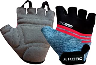 Kobo WTG-19 Gym Gloves/Fitness Weight Training Hand Protector