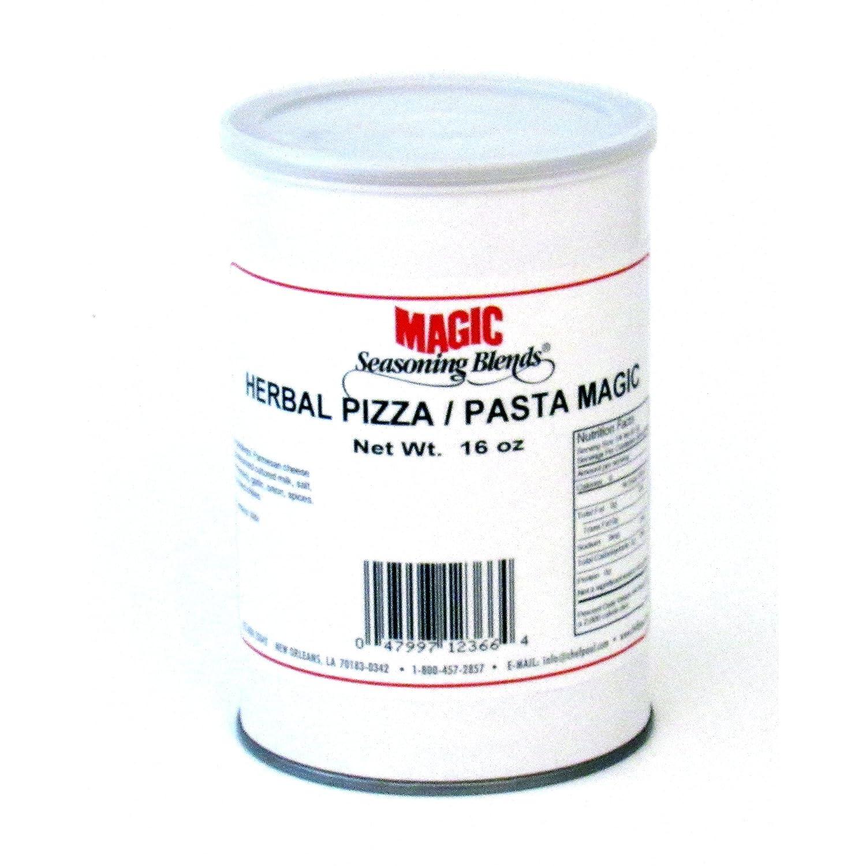 Herbal Pizza and Pasta Magic Seasoning 16oz.