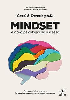 Capa do livro Mindset