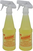 2 pack La's Totally Awesome All Purpose Cleaner, Degreaser & Spot Remover 2 bottles total of 40 Oz