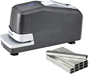 Bostitch Impulse 30 Sheet Electric Stapler Value Pack - Heavy Duty, No-Jam with Trusted Warranty Guaranteed by Bostitch, Black (02638)