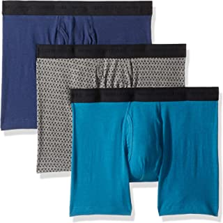 Kenneth Cole REACTION Mens 3-Pack Boxer Brief