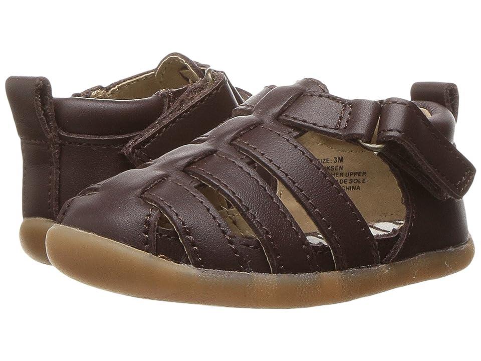 Hanna Andersson Eriksen (Infant/Toddler) (Brown) Boys Shoes
