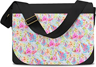 Beach Time Aloha Surfboard Messenger Bag - One Size Messenger Bag