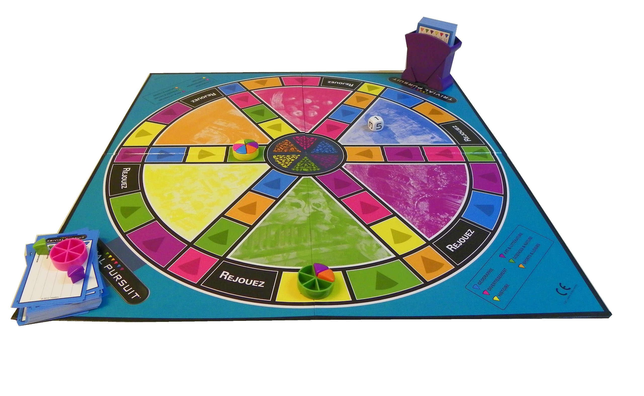 Winning Moves - Juego de Preguntas, 36 Jugadores (339) [Importado]: Amazon.es: Juguetes y juegos