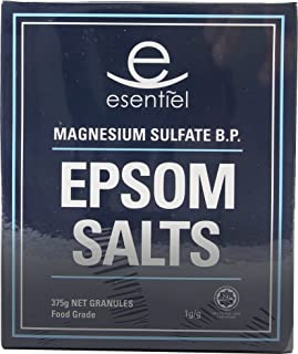 Essential Epsom Salts, 375g